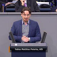 Tobias Matthias Peterka - Rede vom 17.01.2020