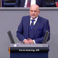 Enrico Komning - Rede vom 17.01.2020