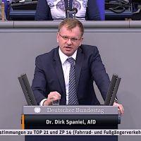 Dr. Dirk Spaniel - Rede vom 17.01.2020
