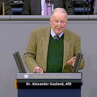 Dr. Alexander Gauland - Rede vom 13.02.2020