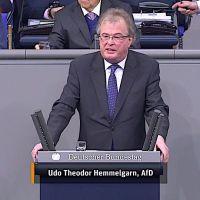 Udo Theodor Hemmelgarn - Rede vom 14.02.2020
