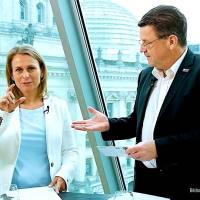 Die CDU hat sowas von fertig! Sie kuschelt verwerflich & erbärmlich mit LiNKEN Extremisten