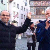 Die Sprechchöre mit den NAZI-Parolen aus den Antifa-Kehlen sind nur dummes Getöse!