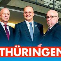 Wir sind dafür eingetreten, Deutschland für Deutsche zusammenzuhalten & deutsche Politik zu machen!