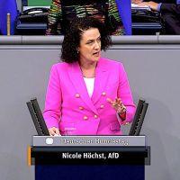 Nicole Höchst - Rede vom 29.05.2020