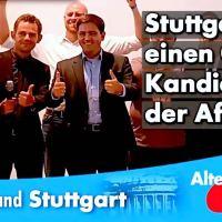 Glückwunsch an Malte Kaufmann! Stuttgart hat einen OB-Kandidaten der AfD