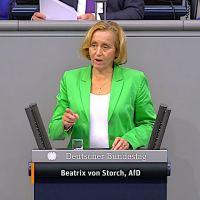 Beatrix von Storch - Rede vom 10.09.2020