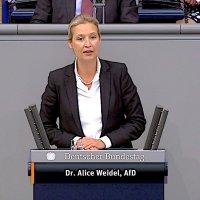 Dr. Alice Weidel - Rede vom 16.09.2020