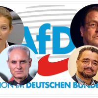 Wir sind Ihre Stimme im Bundestag, mit Mut zur Wahrheit