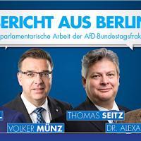 Wir laden Euch zum Tag der Deutschen Einheit mit Alexander Gauland nach Steinen ein
