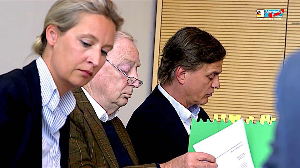 Wir werden zum Wohle des Deutschen Volkes nicht aufhören, die Bundesregierung anzuprangern!
