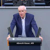 Albrecht Glaser - Rede vom 29.09.2020