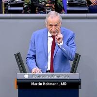 Martin Hohmann - Rede vom 29.09.2020