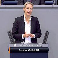 Dr. Alice Weidel - Rede vom 30.09.2020