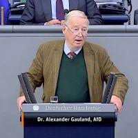 Dr. Alexander Gauland - Rede vom 30.09.2020