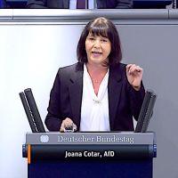Joana Cotar - Rede vom 30.09.2020
