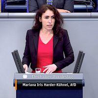 Mariana Iris Harder-Kühnel - Rede vom 01.10.2020