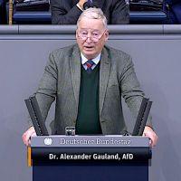 Dr. Alexander Gauland - Rede vom 29.10.2020