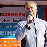 """Dr. Rolf Kron: """"Wir haben mit dem weltgrößten Schwindel an der Menschheit zu tun!"""""""