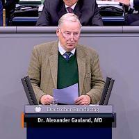 Dr. Alexander Gauland - Rede vom 20.11.2020