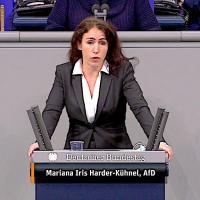 Mariana Iris Harder-Kühnel - Rede vom 26.11.2020
