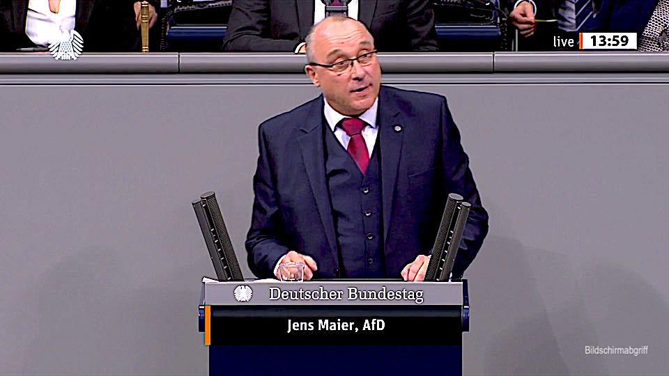 Jens Maier – Rede vom 26.11.2020