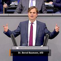 Dr. Bernd Baumann - Rede vom 27.11.2020