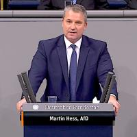 Martin Hess - Rede vom 10.12.2020