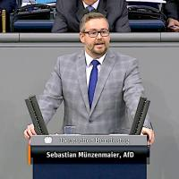 Sebastian Münzenmaier - Rede vom 13.01.2021