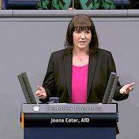 Joana Cotar - Rede vom 14.01.2021