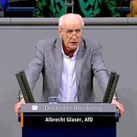 Albrecht Glaser - Rede vom 14.01.2021