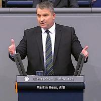 Martin Hess - Rede vom 14.01.2021