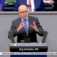 Jörg Schneider - Rede vom 14.01.2021