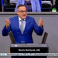 Martin Reichardt - Rede vom 24.02.2021