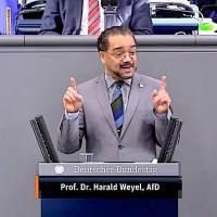 Prof. Dr. Harald Weyel - Rede vom 25.02.2021