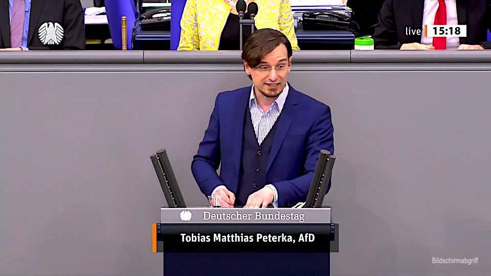 Tobias Matthias Peterka – Rede vom 25.02.2021