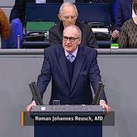 Roman Johannes Reusch - Rede vom 26.02.2021
