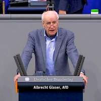 Albrecht Glaser - Rede vom 26.02.2021