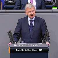 Prof. Dr. Lothar Maier - Rede vom 26.02.2021