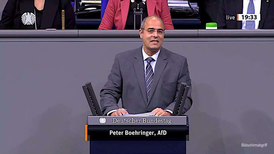 Peter Boehringer – Rede vom 03.03.2021