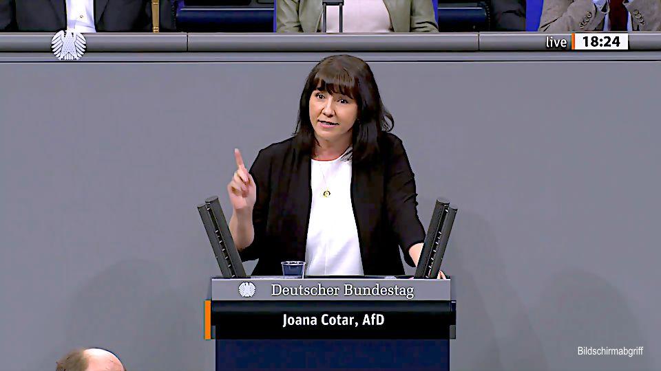 Joana Cotar – Rede vom 05.03.2021