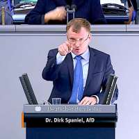 Dr. Dirk Spaniel - Rede vom 05.03.2021