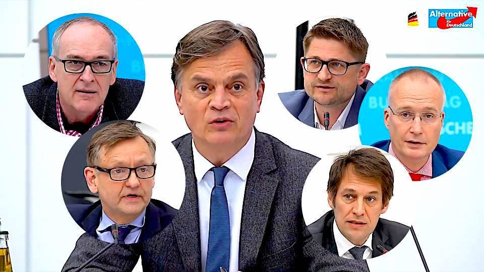 PK der AfD-Bundestagsfraktion, u. a.: Schluss mit dem Lockdown
