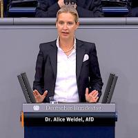 Dr. Alice Weidel - Rede vom 16.04.2021