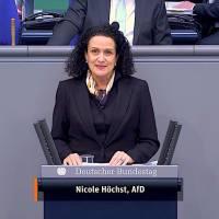 Nicole Höchst - Rede vom 07.05.2021
