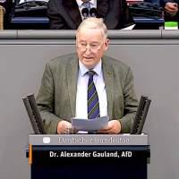 Dr. Alexander Gauland - Rede vom 09.06.2021
