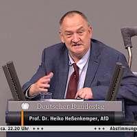 Prof. Dr. Heiko Hessenkemper - Rede vom 10.06.2021