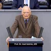 Prof. Dr. Axel Gehrke - Rede vom 11.06.2021
