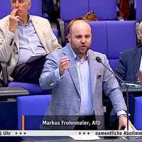 Markus Frohnmaier - Erklärung zur Abstimmung vom 11.06.2021