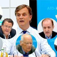 PK der AfD-Bundestagsfraktion, u. a.: Gendersprache